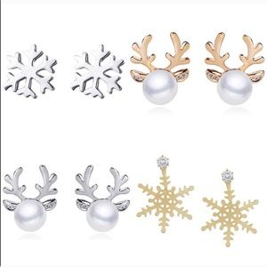 ☃For Laura🎄Holiday earrings☃🎉